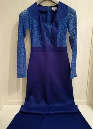 Продам вечернее дизайнерское платье