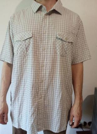 Мужская рубашка  lincoln