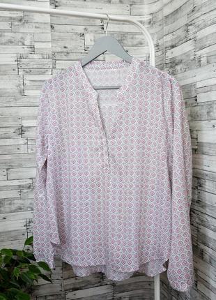 Лёгкая блуза рубашка