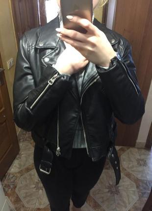 Нова стильна куртка zara2 фото