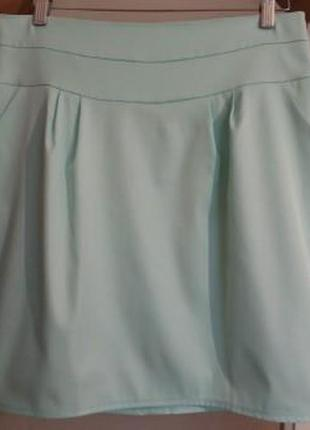 Летняя юбка 50 размер