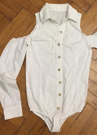 Рубашка сорочка боди