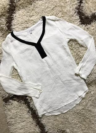 Белая блуза индия