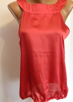 Итальянская фирменная оригинальная блуза- топик. /m/ brend killah