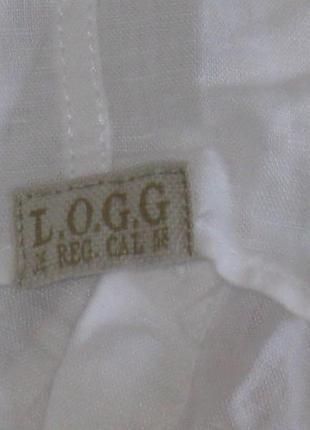 Льняная рубашка для крохи5 фото