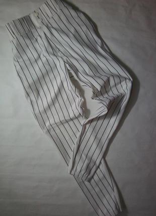 Стильні спортивні штани в смужку