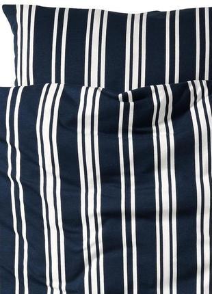 Комплект постельного белья от tchibo из органического хлопка.германия2 фото