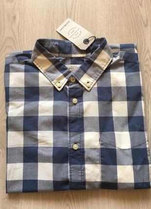 Jack & jones сорочка з коротким рукавом