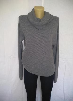 Стильный серый свитер tommy hilfiger