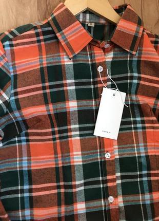 Нова стильна рубашка 🔥🔥💐💐3 фото