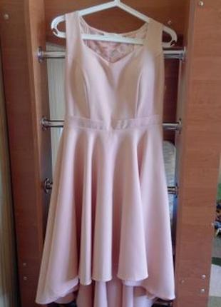 Платье на выпускной# красивое платье# цвет пудра# недорого!