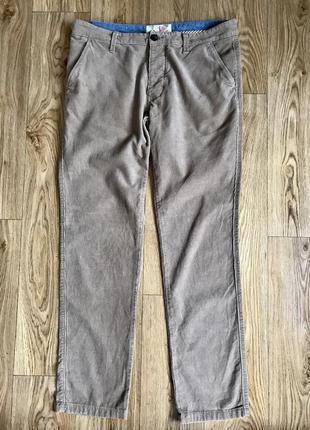 Качественные стильные вельветовые штаны/брюки