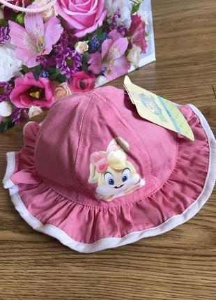 Классная шляпка/панама/панамка детская 48 р указан