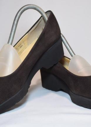 Туфли лодочки brunate 30711 балетки. италия. оригинал. 38-39 р./ 25 см.