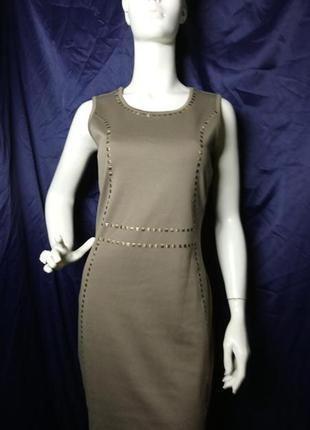 Элегантное  брендовое трикотажное платье 🌹