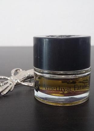 Amethyst fatale орифлейм снятость раритет редкость миниатюра
