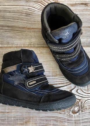 Зимние ботинки, сапожки  primigi 26-27р, по ст.17см