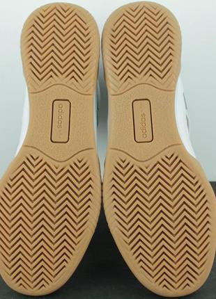 Оригинальные кожаные кроссовки adidas vrx mid b414828 фото