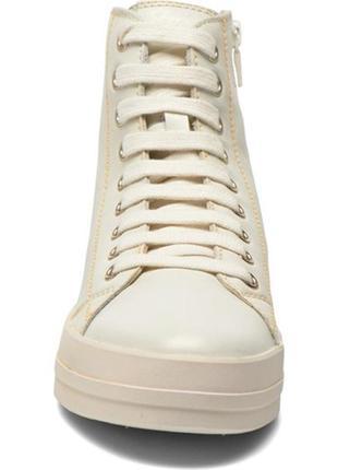 Кожаные кроссовки geox respira # кожаные слипоны #  кожаные кеды р.35, 41