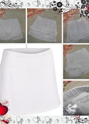 Обнова! юбка - шорты tecnopro