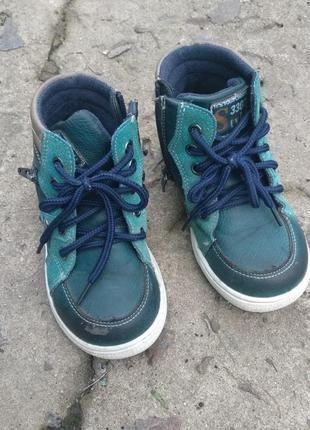 Ботинки, кеды демисезон.
