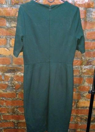 Платье из костюмного трикотажа betsey johnson2 фото