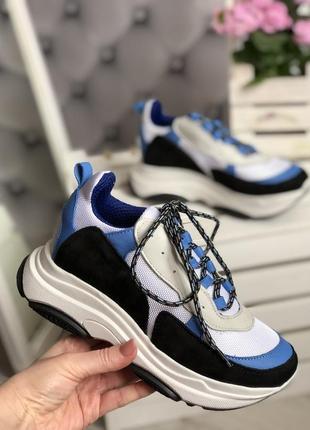Фирменные кроссовки, campo nuetro 37р!