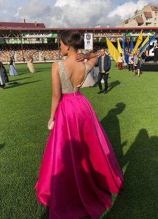 Выпускное платье2 фото