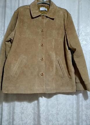 Кожаная куртка skin tones
