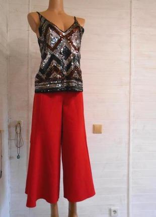Супер стильная юбка-брюки sarah jarvis