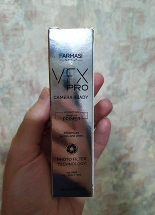 Праймер-основа под макияж vfx pro camera ready