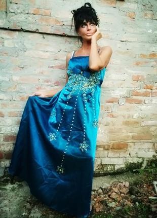 4dccc3c6d606e9 Бирюзовые вечерние платья 2019 - купить недорого вещи в интернет ...