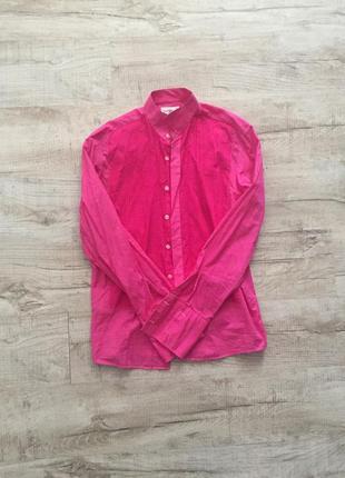 Рубашка под запонки