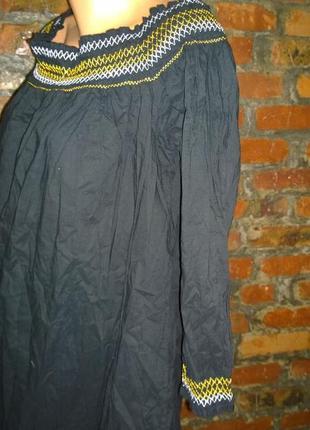 Обновка каждый день! платье со спущенными плечами river island5 фото