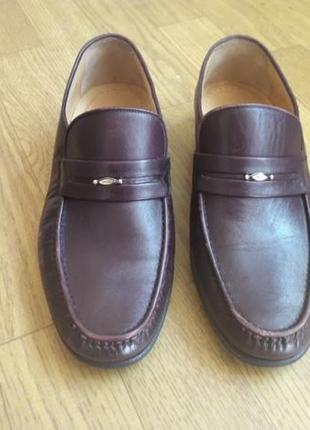 """Туфли известного итальянского бренда """"bally"""""""