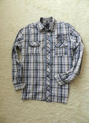 ✅  мужская рубашка из натуральной ткани