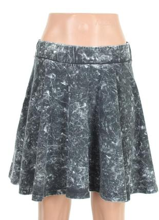 Расклешенная юбка на резинке sparkle 11133