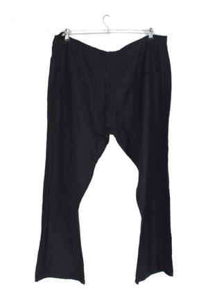 Черные летние брюки free style 11376