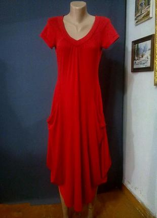 Супер платье из вискозы. новое.