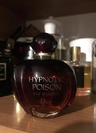 Духи, парфюм оригинал dior hypnotic poison