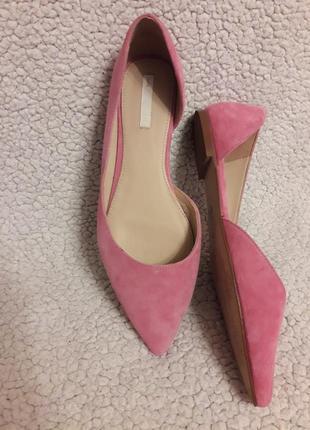 Лодочки туфли босоножки от h&m