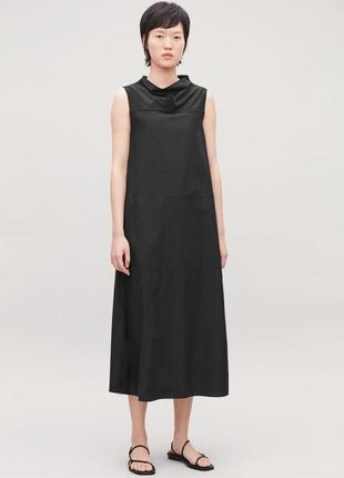 Платье а-силуэта cos