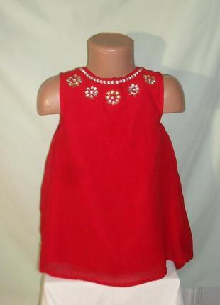 Блузка на 4-5лет