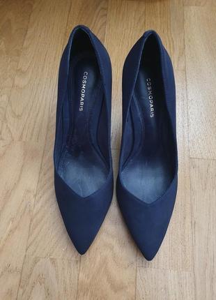 Супер туфлі із нубуку2 фото