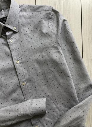 Рубашка zara man6 фото