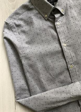 Рубашка zara man4 фото