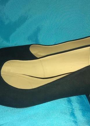 Стильные замшевые туфли footglove р 387 фото