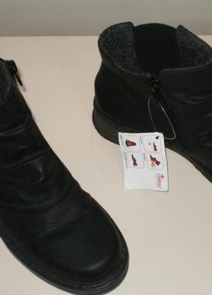 Демисезонные ботинки челси rieker (рикер) 39р5 фото