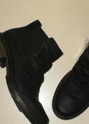 Демисезонные ботинки челси rieker (рикер) 39р