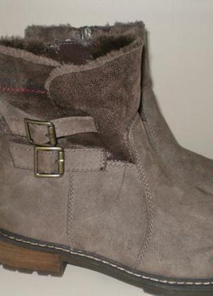 Зимние ботинки s.oliver (с.оливер) 39р.3 фото